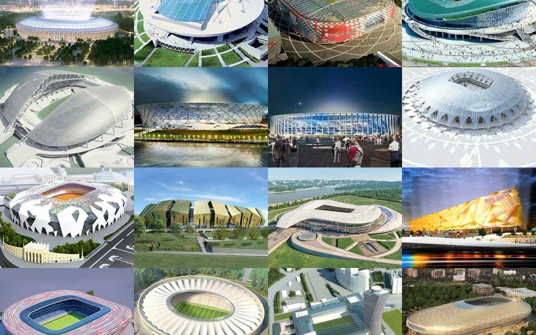 Curiosidades sobre a Copa do Mundo FIFA 2018