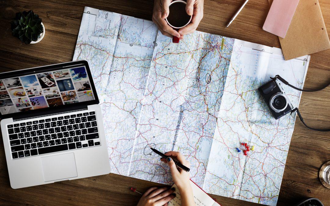 Como se planejar para uma viagem