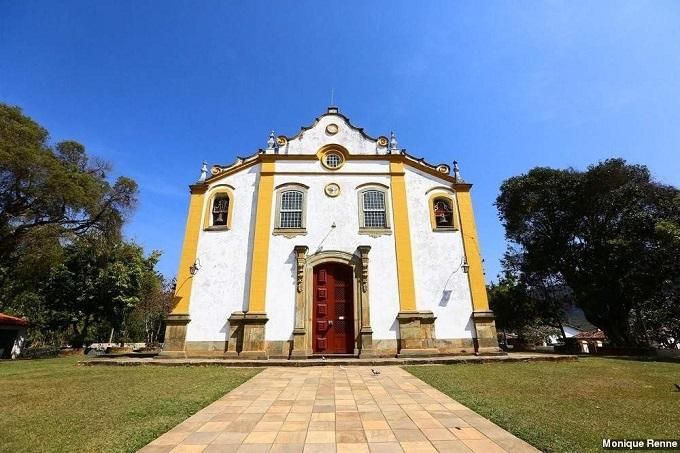 À partir do próximo dia 07, Tiradentes celebra o Jubileu da Santíssima Trindade
