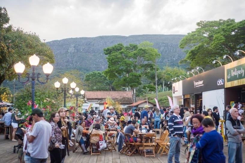 Festival Cultura e Gastronomia de Tiradentes espera 45 mil pessoas e terá 200 atrações gratuitas